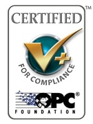 OPC Server for Schneider Electric Magelis graphic terminal is 3rd Party Certified!