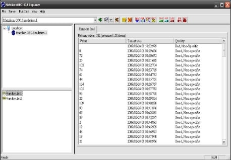 OPC HDA Explorer – Free test tool for OPC HDA – MatrikonOPC